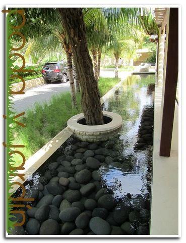 Dise o de fuentes de jard n poda y jard n for Fuente agua feng shui