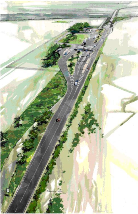 ajardinamiento y mantenimiento de carreteras y autopistas