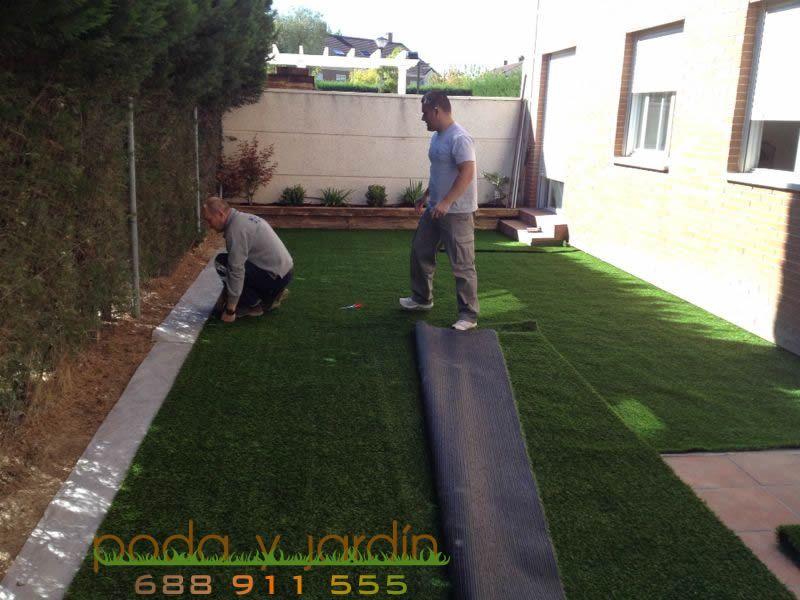 mantenimiento de jardines en comunidades de vecinos madrid
