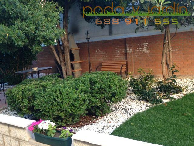 mantenimiento de jardines en comunidades de vecinos