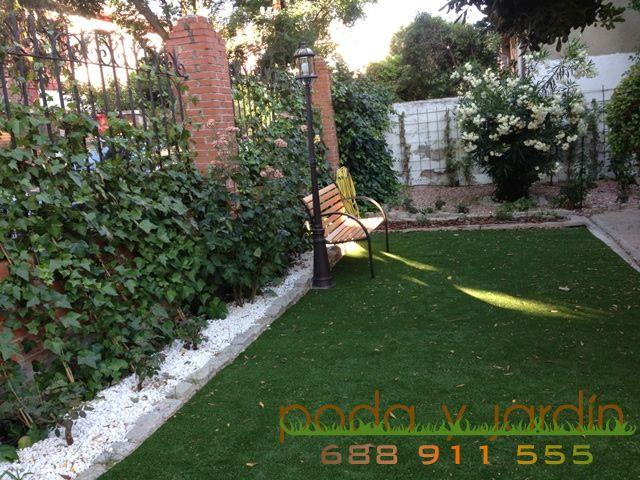 mantenimiento de jardines en madrid 3